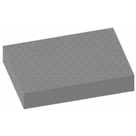 alfombra gris pellets de 3 mm de 100x120cm