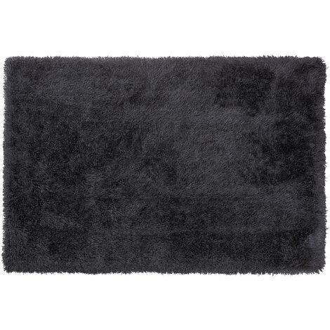 Alfombra negra 200x300 cm CIDE