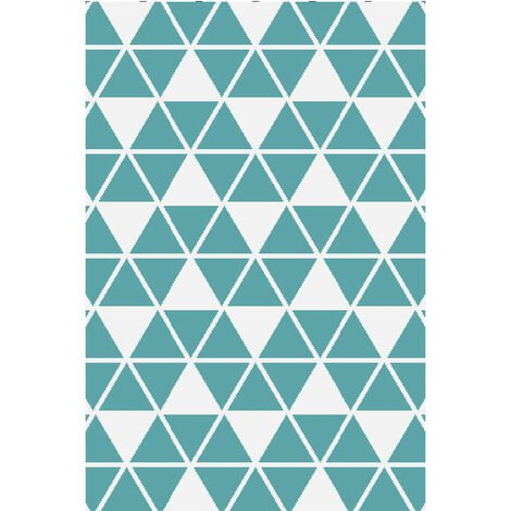 alfombra reversible exterior / interior 270x180cm - galapagos270cm - red deco -