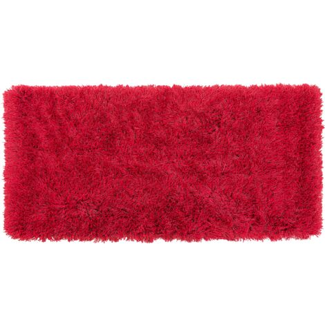 Alfombra roja 80x150 cm CIDE