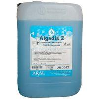 Algadis Z Aral Antialghe per Piscine Tanica 20 kg Schiarente Concentrato Professionale