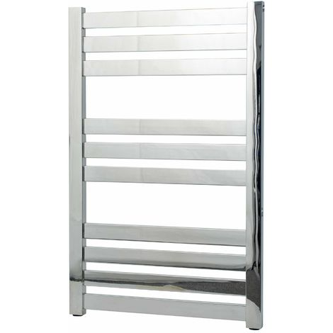 Algarve Electric Designer Stainless Steel Towel Warmer Mirror polished Finish