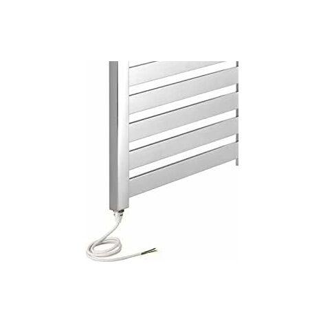 Algarve Electric Designer Stainless Steel Towel Warmer Mirror polished Finish