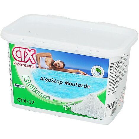 Algastop Moutarde 1,5 kg CTX - Catégorie Produits chimiques