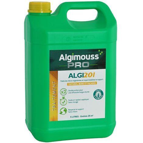 Algi201 imperméabilisant - Bidon de 5L - Algipro
