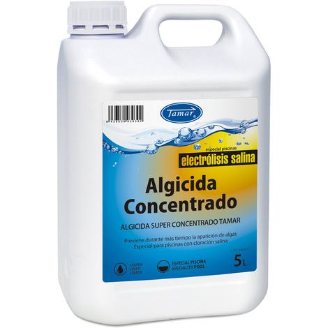 ALGICIDA CONCENTRADO CLORACION SALINA 5 L - Tamar