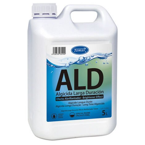 Producto para agua turbia y presencia de algas