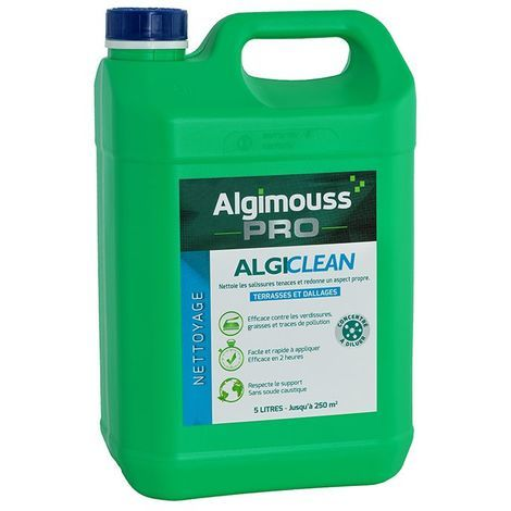 Algiclean - Bidon de 5L - Algipro