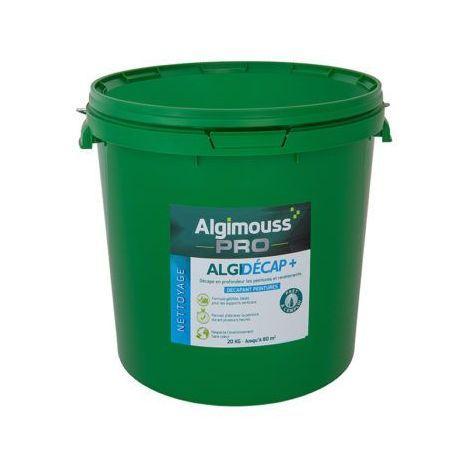 Algidecap+ - Seau de 20Kg - Algipro