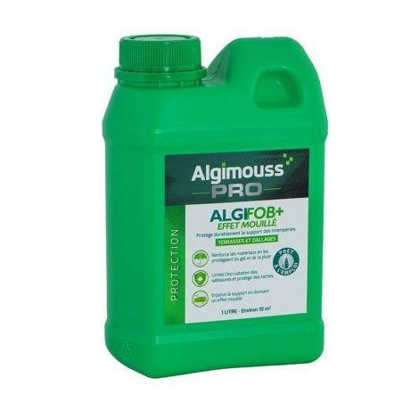 Algifob+ Effet Mouillé - Bidon de 1L - Algipro