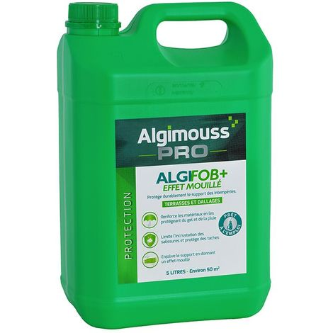 Algifob+ Effet Mouillé - Bidon de 5L - Algipro