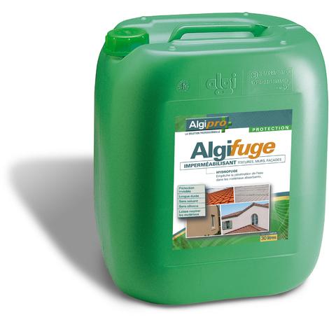 Algifuge 30L - Imperméabilisant toiture, mur, façade - 047003 - Algipro