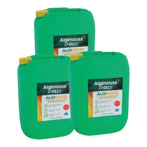 Algimouss - Pack Promo 3 x 20L - Algipro
