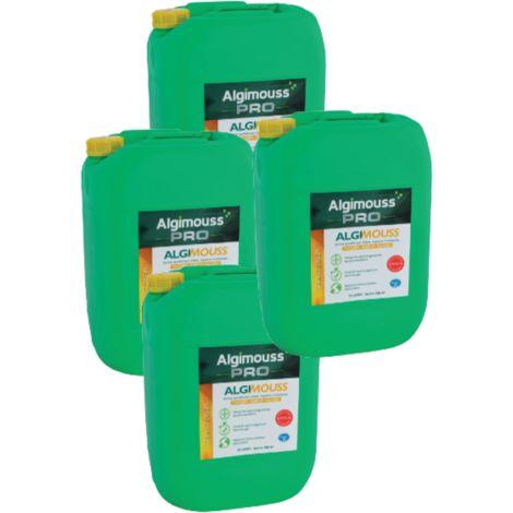 Algimouss - Pack Promo 4 x 20L - Algipro