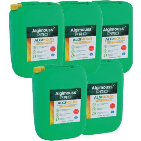 Algimouss - Pack Promo 5 x 20L - Algipro