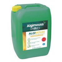 Algimouss Traitement Antimousse Toiture Murs et Façades 20 L Algimous