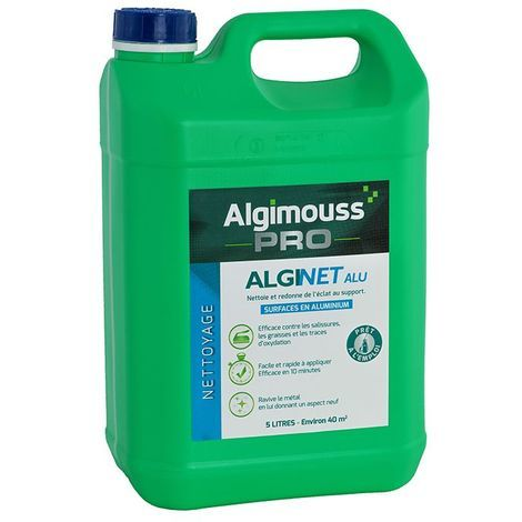 Alginet Alu - Bidon de 5L - Algipro