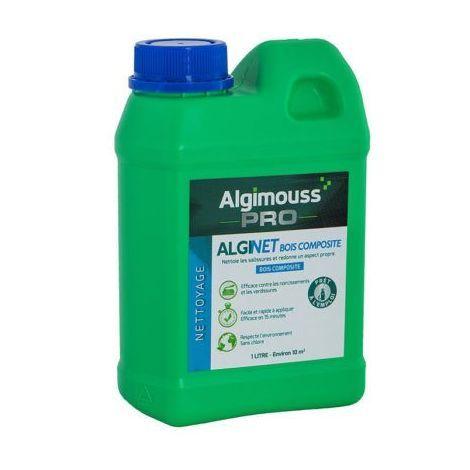 Alginet bois composite - Bidon de 1L - Algipro