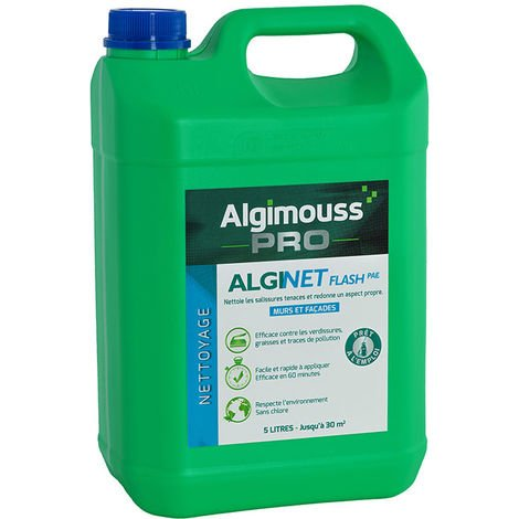 Alginet flash PAE - Bidon de 5L - Algipro