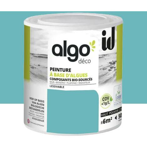 ALGO Peinture à base d'algues Marie-Galante Satin - 0,5 L
