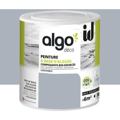 ALGO Peinture à base d'algues Marquises Satin - 0,5 L