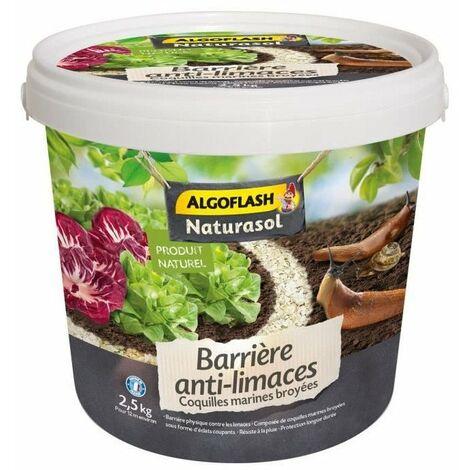 ALGOFLASH NATURASOL Barriere anti-limaces - 2,5kg