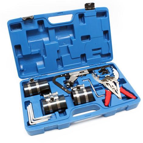 Alicates para segmentos Juego de maletas para el montaje y la limpieza de segmentos