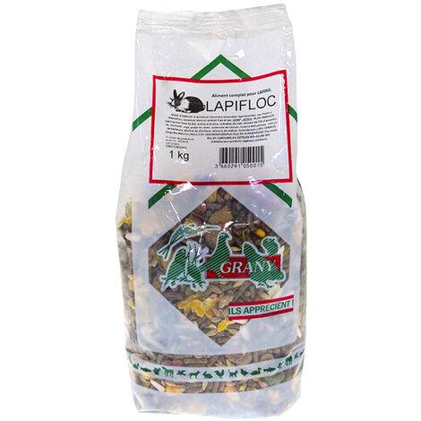 Aliment composé pour lapin 1 KG