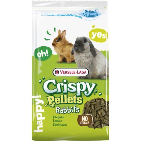 Aliment en granulés, riches en fibres, 2KG pour tous les lapins