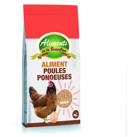 Aliment poules pondeuses granules 20 KG