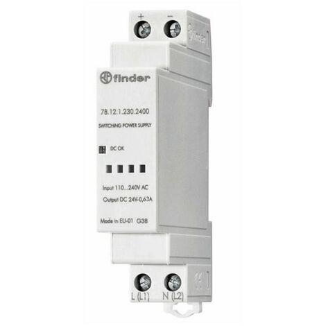 Alimentador Buscador de conmutación de 24VDC 1A 12W modular 781212302400