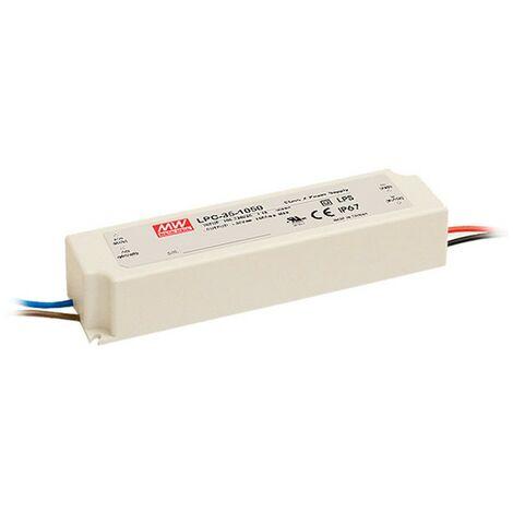 Alimentador Para LEDs 9-30V 31,5W 1050mA IP67