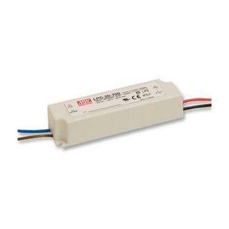 Alimentador Para LEDs 9-48V 58,8W 1400mA