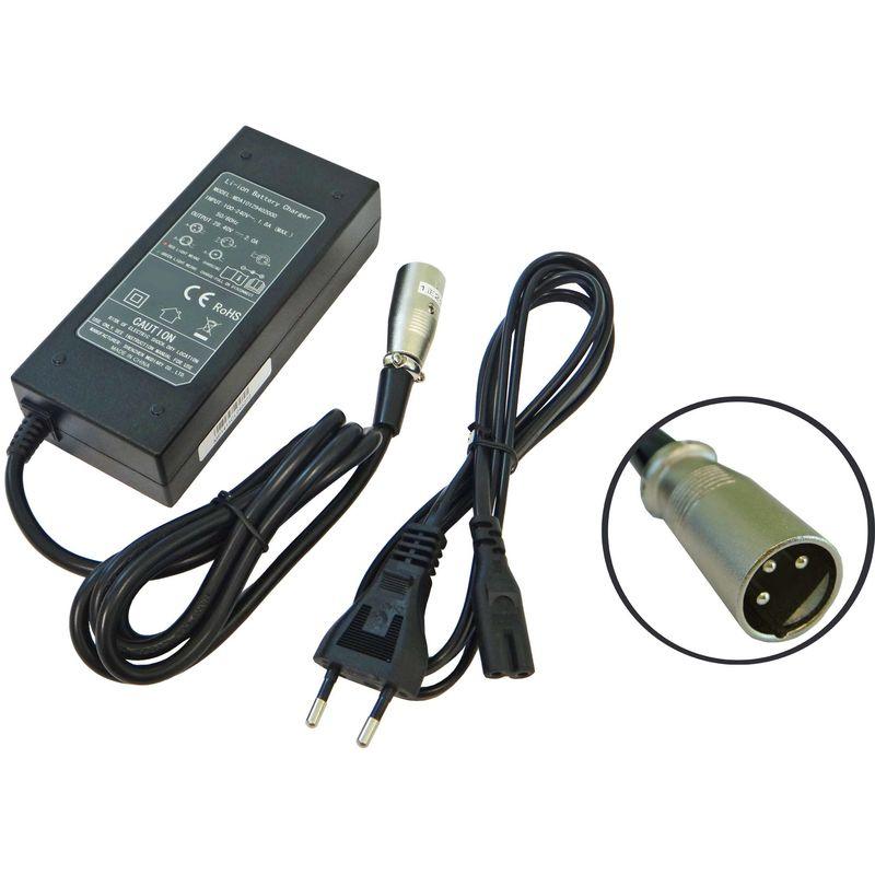 Vhbw 220V Alimentation secteur câble chargeur avec