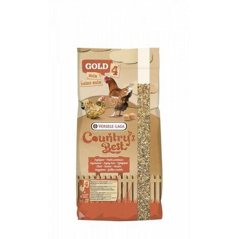 alimentation complète pour poules GOLD 4 MIX VERSELE LAGA 5 KG