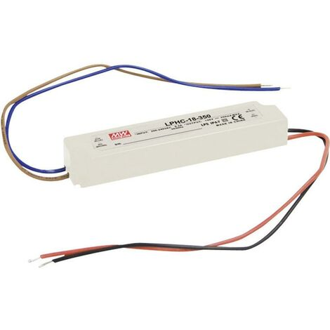 Alimentation électrique des LED 6-48V 16,8W IP67