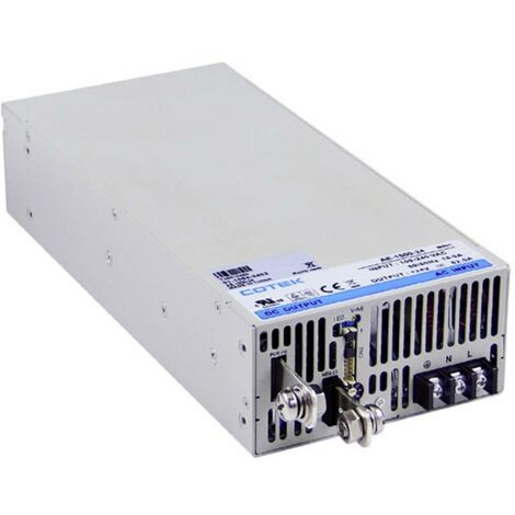 Alimentation encastrable CA/CC Cotek AE 1500-48 31.3 A 1500 W 48 V/DC stabilisé, tension de sortie réglable 1 pc(s)
