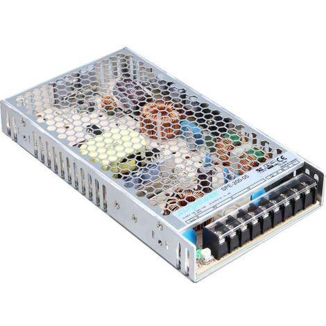 Alimentation encastrable CA/CC Dehner Elektronik SPE 200-48 SPE 200-48 4.2 A 200 W 48 V/DC stabilisé 1 pc(s)