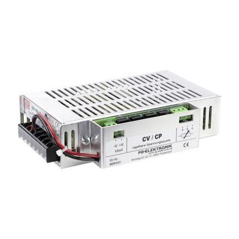 Alimentation encastrable CA/CC FG Elektronik CPV-120-12 86RZ01 9.00 A 108 W 12 V tension de sortie réglable, convertisseur DC/DC 1 pc(s)