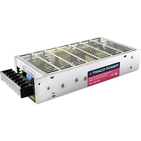 Alimentation encastrable CA/CC TracoPower TXL 050-05S 5 V/DC 10 A 50 W 1