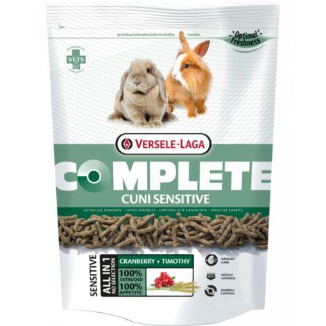 alimentation Extrudés tout-en-un faciles à digérer 1.75 Kg pour lapins (nains) sensibles
