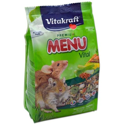 Alimentation Gerbille & Souris Vitakraft Menu Vital