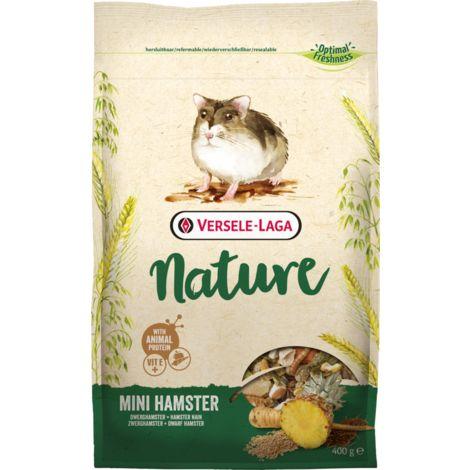 Alimentation Mélange varié et riche en céréales 400G pour hamsters