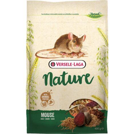 Alimentation Mélange varié et riche en céréales 400G pour souris