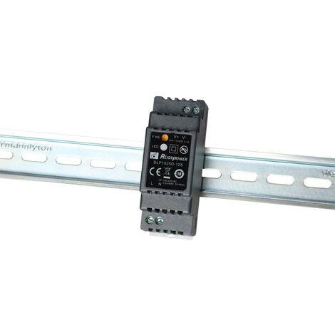 Alimentation rail DIN Dehner Elektronik DLP 1025D-12S DLP 1025D-12S 12 V 2.1 A 25 W 1 x 1 pc(s)