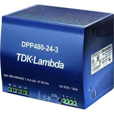 Alimentation rail DIN DPP480-24 S97609