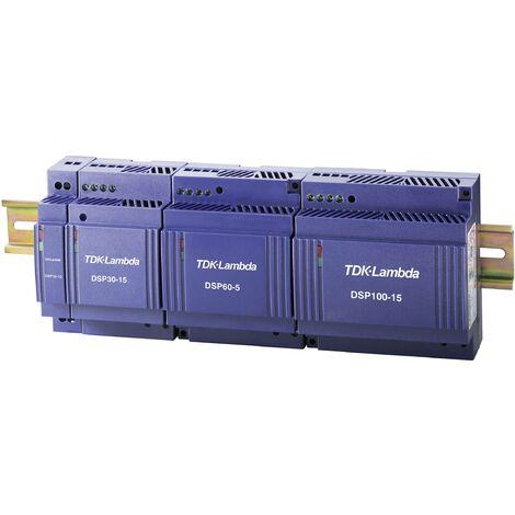 Alimentation rail DIN DSP-30-12 TDK Lambda S97604