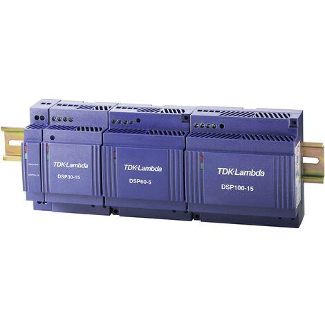 Alimentation rail DIN TDK-Lambda DSP-10-24 24 V/DC 0.42 A 10.1 W 1 x