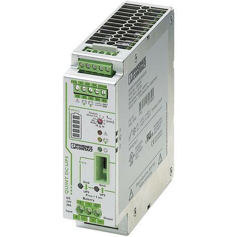 Alimentation secourue QUINT UPS-IQ S95083
