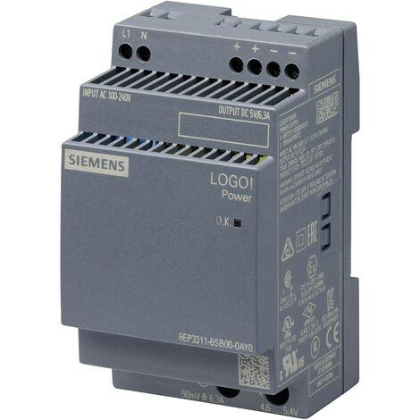 Alimentation stabilisée LOGO!Power 5V / 6.3A X568451